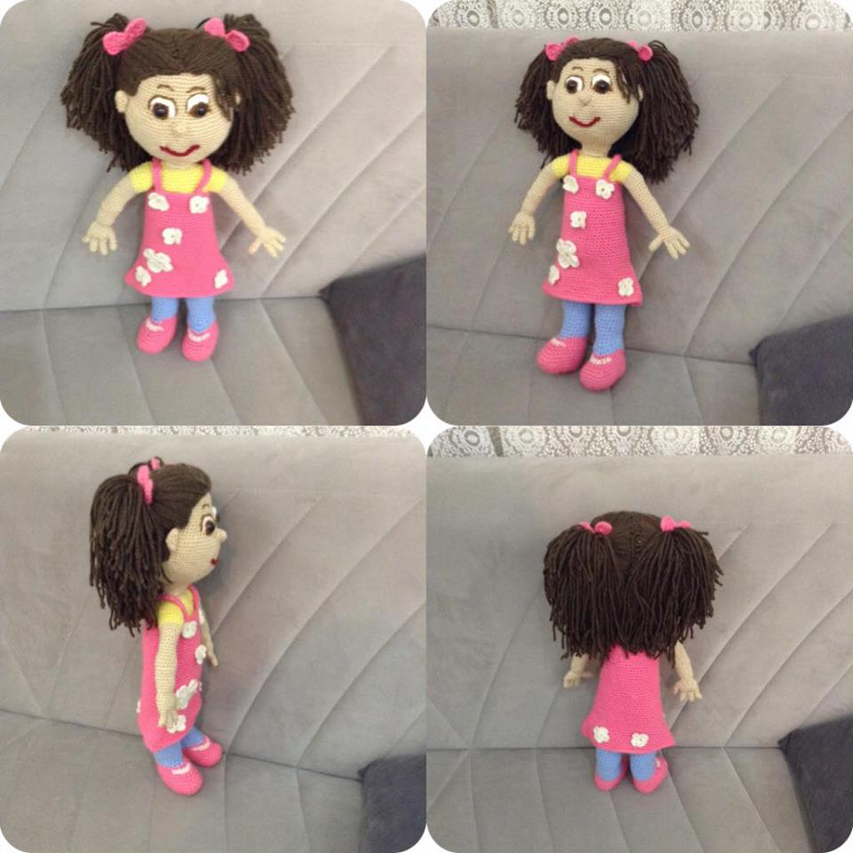 amigurumi doll pattern Niloya by yaseminkale2 on Etsy   Amigurumi ...   960x960
