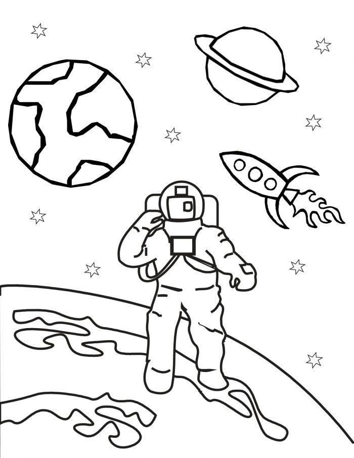 Uzay Gece Gunduz Ve Kartondan Roket Etkinlikleri Burada Hersey 1